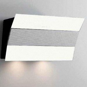 Пристінна витяжка BEST PLANA White 800х341х950 мм нержавіюча сталь