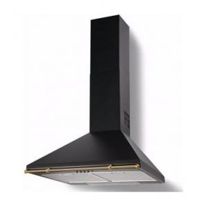 Купольна витяжка BEST K 224 GR/OTL 900х480х890 мм графітово-чорний