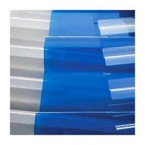 Рифлений полікарбонат Brett Martin Marlon CS 0,8 мм прозорий 3х1,06 м