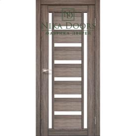 Межкомнатные двери Корфад VALENTINO VL-02 Дуб грей