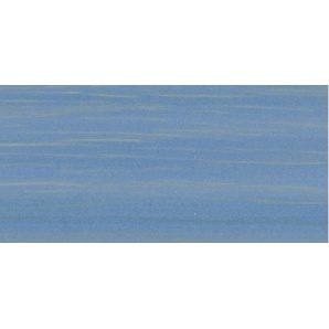 Плинтус-короб TIS с прорезиненными краями 56х18 мм 2,5 м голубой