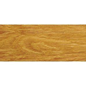 Плинтус-короб TIS с прорезиненными краями 56х18 мм 2,5 м дуб комо
