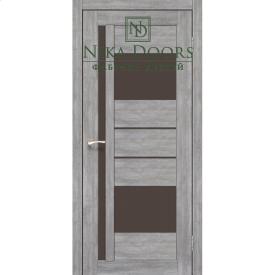 Межкомнатные двери Корфад VENECIA DELUXE VND-03 Эш-вайт