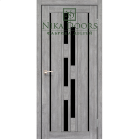 Межкомнатные двери Корфад VENECIA DELUXE VND-05 Эш-вайт