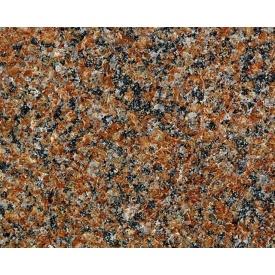 Гранитная плитка Корецкого полированная 300х600х20 мм красная