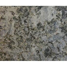 Гранитная плитка Лабрадорит Очеретянского термо 300х600х30 мм черная