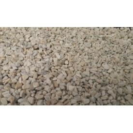 Крошка мраморная 5-10 мм бело-кремовая