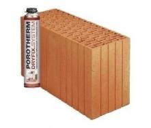 Керамічний блок Porotherm PTH 44 R Dryfix 440x186x249 мм