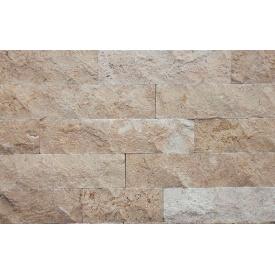 Облицовочный камень Травертин колотый 10 см