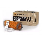 Нагрівальний мат Теплолюкс ProfiMat 160-8,0 двожильний для системи тепла підлога 1280 Вт