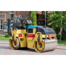 Дизельный дорожный каток Dynapac CC122 23 кВт