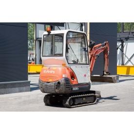 Дизельный мини-экскаватор Kubota KX36-3 9 кВт