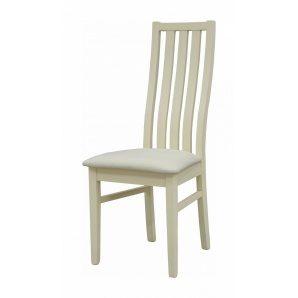 Стул Мебель-Сервис Андра 450х520х1020 мм белый