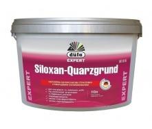 Грунтовка Dufa Siloxan-Quarzgrund DE815 10 л белая