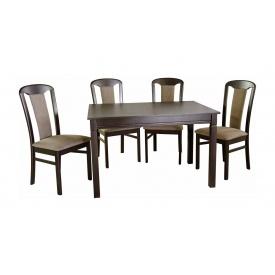 Стол кухонный Мебель-Сервис Карпаты нераскладной 800х1200х740 мм венге