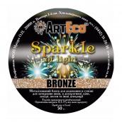 Металлизированный блеск ArtEco 50 г bronze