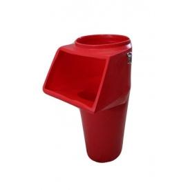 Приймальний поверховий рукав сміттєзбірника Гарант з комплектуючими 450/365 мм