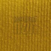 Выставочный ковролин Expo Carpet 600 2 м желтый