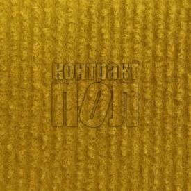 Виставковий ковролін Expo Carpet 600 2 м жовтий