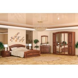 Спальня Меблі-Сервіс Мілано 5Д вишня
