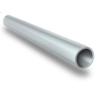 Алюминиевая труба круглая AS 25x2 мм