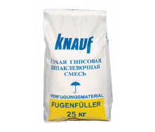 Шпаклевка Knauf Фугенфюллер 25 кг