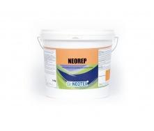 Цементный раствор для ремонтных работ Neotex NEOREP 25 кг серый