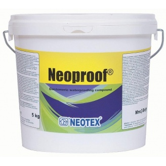Полимерное тонкослойное покрытие Neotex NEOPROOF 10 кг