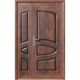 Двери входные металлические KP-C61 2300 мм бархатный лак