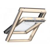 Мансардное окно VELUX Стандарт GZL 1051 CK04 деревянное 550х980 мм