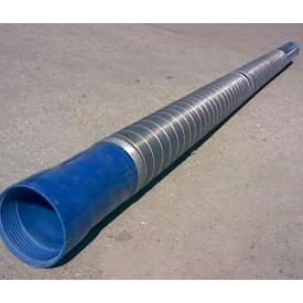 Фильтр для скважины из нержавеющей сетки П72 125 мм