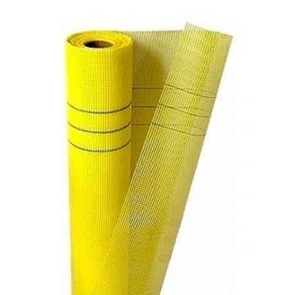 Стеклосетка ArtEco 1х50 м желтый