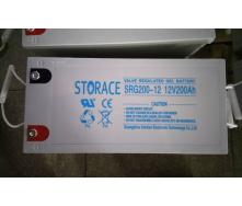 Аккумуляторная батарея Storace SRG200-12 12 В 200 Ач 522х238х218 мм
