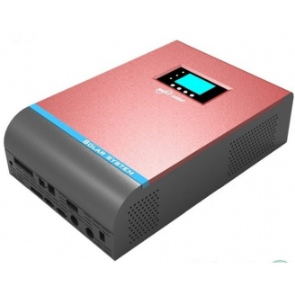 Автономный инвертор SANTAKUPS & MUST PH18-5K PK 1 ШИМ однофазный 4 кВ 297,5х468х125 мм