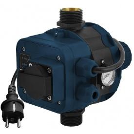 Контролер тиску електронний Aquatica Katran 779756 полімер 1,1 кВт з розеткою