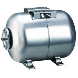 Гідроакумулятор вертикальний Aquatica 779111 нержавіюча сталь 24 л