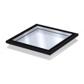 Зенітне вікно VELUX CFP 0073 з куполом ISD 2093 080080 глухе 80х80 см
