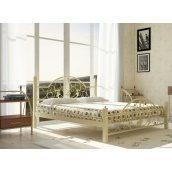 Металеве ліжко Метал-Дизайн Жозефіна 1900х1400 мм