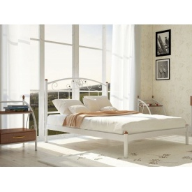 Металеве ліжко Метал-Дизайн Монро 1900х1200 мм