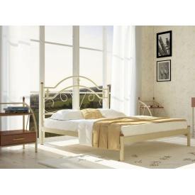 Односпальная кровать Металл-Дизайн Диана 1900х1200 мм белая