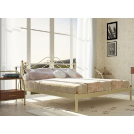 Металеве ліжко Метал-Дизайн Адель 1900х1200 мм