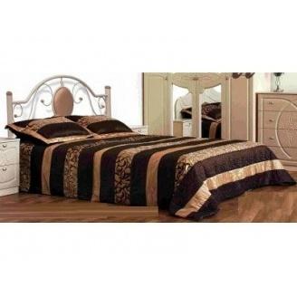Металеве ліжко Метал-Дизайн Лаура 1900х1200 мм