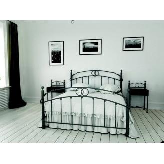 Металеве ліжко Метал-Дизайн Тоскана 2000х1600 мм