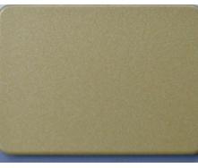 Алюминиевая композитная панель ALUMIN 1,25х5,80 м AL-112 Gold