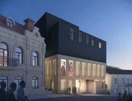 Технически совершенный театр европейского образца со стильным дизайном: Театр на Подоле получил сертификат от архитектурно-строительной инспекции