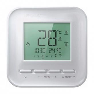 Терморегулятор для теплого пола Теплолюкс ТР 515