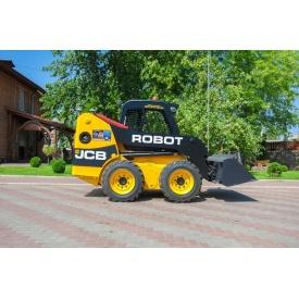 Фронтальний міні-навантажувач JCB Robot 160