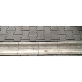 Водосток тротуарный 330х160х60 мм серый
