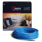 Тепла підлога Nexans двожильний кабель Millicable Flex 15 750 Вт