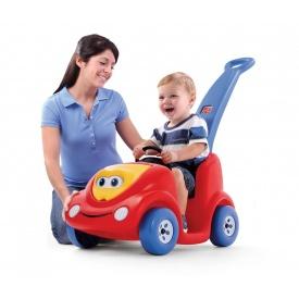 "Дитяча машина-каталка ""BUGGY"", червона, 88х111х47см"